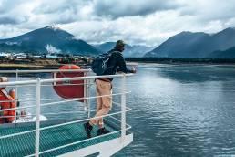 Chili Patagonië Ferry Gijs