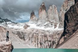 Chili Patagonie Torres del Paine Hiken Lies