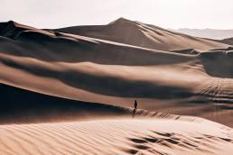 Peru Huacachina Woestijn Lies