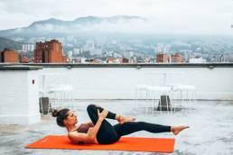 Colombia Medellin Laureles Lies Sporten